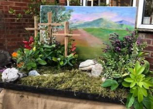 Bentworth Easter Garden